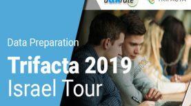כנס ראשון בישראל להצגת פתרונות ה-Data Preparation של Trifacta