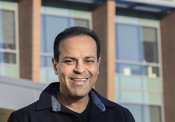 """סאנג'י מירצ'נדאני נשיא, מנכ""""ל וחבר במועצת המנהלים של קומוולט. צילום: יח""""צ."""