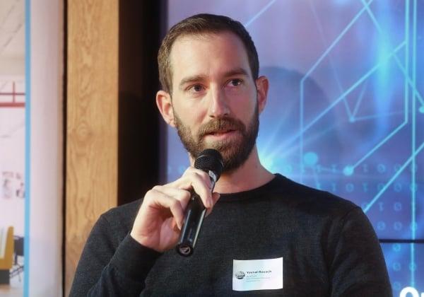 יובל רואש, מייסד משותף ומנכ''ל ביטס אוף גולד. צילום: ניב קנטור