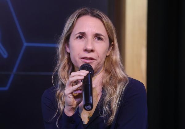 מירב הרנוי, מייסדת ושותפה מנהלת, Moneta VC. צילום: ניב קנטור
