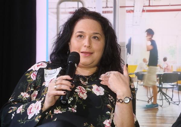 מיטל רביב, ראש תחום פינטק וחדשנות, KPMG. צילום: ניב קנטור.