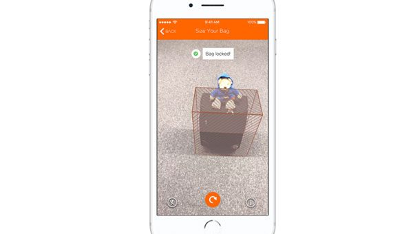 איזיג'ט מציעה: בדיקת גודל תיק היד – באפליקציה