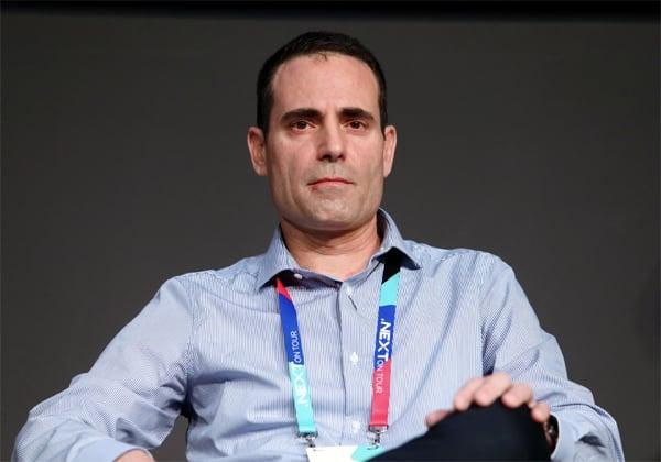 """איתי זימן, סמנכ""""ל הטכנולוגיות של ברינקס ישראל. צילום: ניב קנטור"""