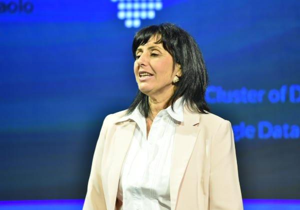 דגנית לוי, מנהלת חטיבת מכירות OpenText ב-NessPR. צילום: נדב כהן יונתן