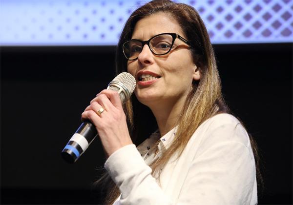 גלית כהן, מנהלת פרויקטים ואחראית אחסון מרכזי באל על. צילום: ניב קנטור