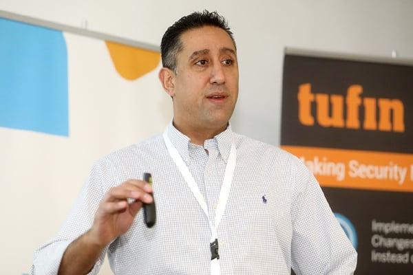איתמר מוספיר, מנהל טכנולוגיות ראשי בקבוצת AllTrade. צילום: ניב קנטור