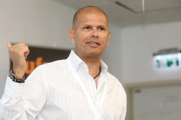יגאל פדאל, סמנכ''ל מערכות מידע בנשר תעשיות מלט. צילום: ניב קנטור