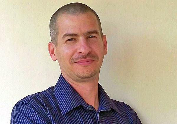 אמיר זלצר, בעלים ושותף ב-TeamScale. צילום עצמי
