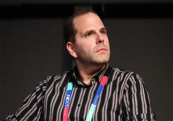 עדי פרידן, מנהל תשתיות IT, ג'יימס ריצ'רדסון/ צילום: ניב קנטור