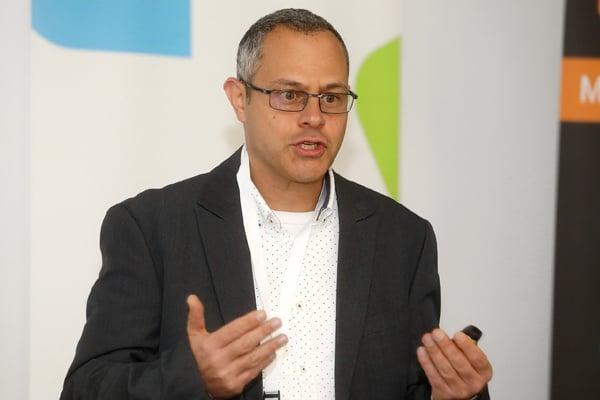 כפיר אלפנדרי, סמנכ''ל לקוחות שוק הביניים ב-Dell-EMC. צילום: ניב קנטור