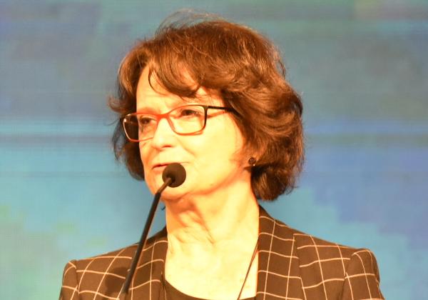 דבורה ליונס, שגרירת קנדה בישראל. צילום: נדב כהן יונתן