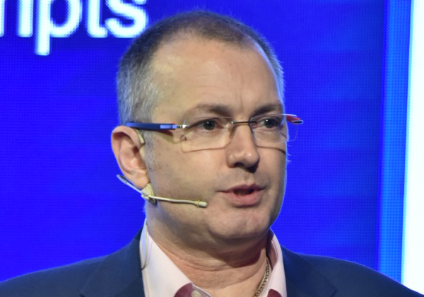 כריס דיצ'בורן, מנהל בכיר לפיתוח הנדסי, OpenText..צילום נדב כהן יונתן