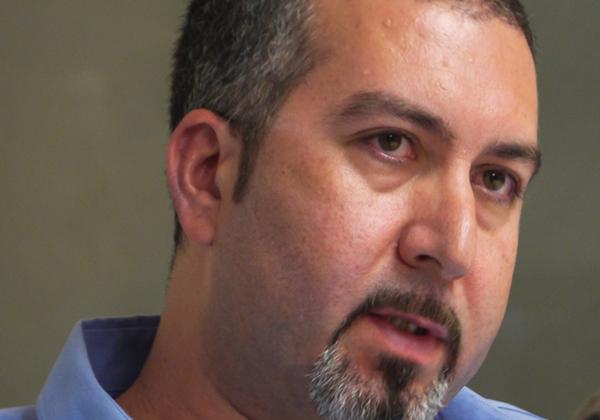 """מוטי אוקסמן, מנהל מכירות ישראל ב-CTERA. צילום: יח""""צ"""