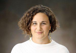 """עומרי בורל, מייסדת ומנכ""""לית משותפת של TechForGood. צילום: ראובן קפוצינסקי"""