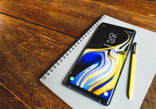 ה-S-Pen של סמסונג. צילום: BigStock