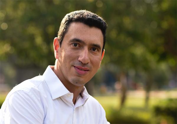 """רומן קלנדריוב, סמנכ""""ל הנדסה, סיסקו ישראל. צילום: יח""""צ"""