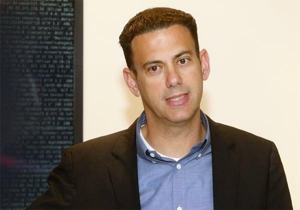 תומר פרידור, מנהל הסניף הישראלי של Splunk צילום: ניב קנטור .