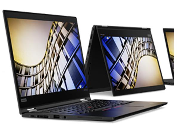 """דגמי ה-ThinkPad. צילום: יח""""צ"""