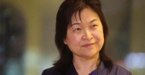 האיין סונג, סגנית נשיא בכירה ומנכ''לית תחום שווקי אבטחת מידע ב-Splunk צילום: ניב קנטור .