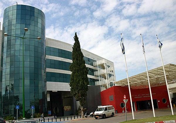 חדר המיון של המרכז הרפואי אסף הרופא על שם יצחק שמיר. צילום: Aharofe, מתוך ויקיפדיה