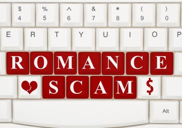 """""""תרמיות רומנטיות"""" - romance scams. אילוסטרציה: BigStock"""