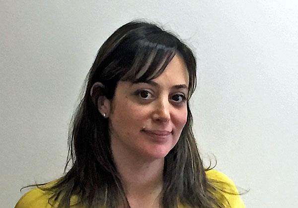 """דפנה מנשה, מנהלת תחום שירותים מקצועיים ל-OpenText ב-NessPRO. צילום: יח""""צ"""