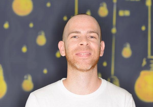 """איתי קשת, מנהל מחלקת ה-ASO ב-YellowHEAD. צילום: יח""""צ"""