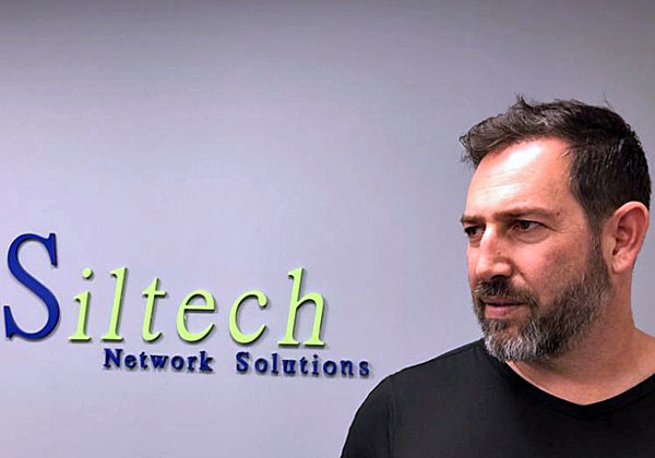 """מוטי סילגי, הבעלים והמנכ""""ל של סילטק פתרונות. צילום: ענבל יעקובי"""