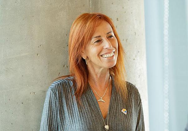 """רונית רובין, מנכ""""לית AllCloud לאזור EMEA. צילום: עומר הכהן"""
