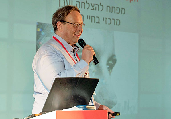 """נתי אברהמי, מנכ""""ל טלדור. צילום: שחר פרלמן"""
