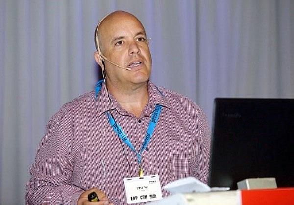 """טל כידן, מנכ""""ל פריזה מערכות מידע וטכנולוגיות. צילום: יח""""צ"""