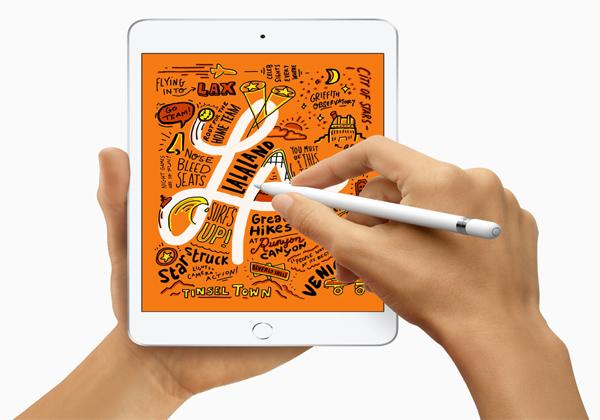 ה-iPad החדש של אפל. צילום: אפל