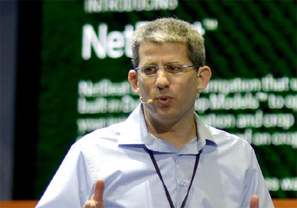 """יזהר גלעד, מנהל פיתוח עסקי של חקלאות דיגיטלית בנטפים. צילום: יח""""צ"""