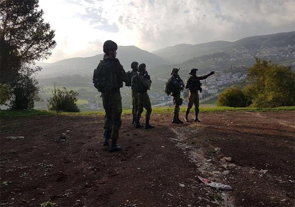"""חיילי צה""""ל. צילום: דובר צה""""ל"""