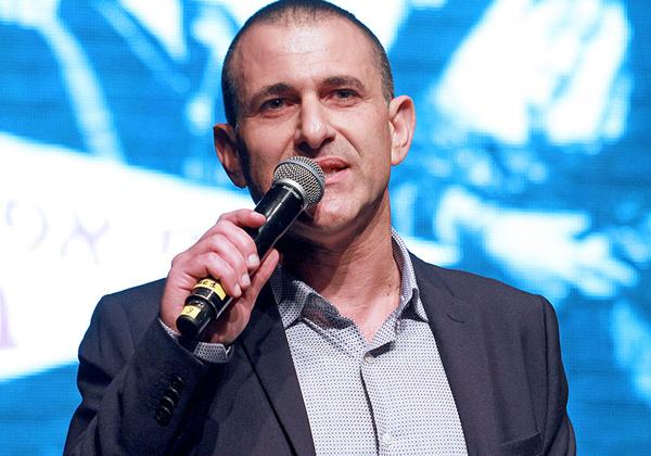 "אילן יהושע, מנכ""ל Arrow ECS ישראל. צילום: ניב קנטור"