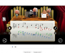 גוגל דודל מבוסס AI מאפשר ליצור מנגינה ברוח המלחין באך