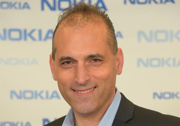 """שלומי אנג'י, סמנכ""""ל טכנולוגיות, נוקיה ישראל. צילום: תמיר lookzalamim"""