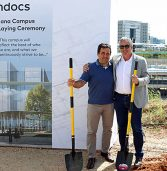 החלה בניית הקמפוס החדש של אמדוקס ברעננה