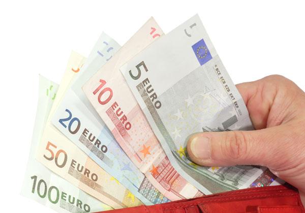 המשקיעים האירופים בדרך לארץ, ויש להם לא מעט כסף. צילום אילוסטרציה: BigStock