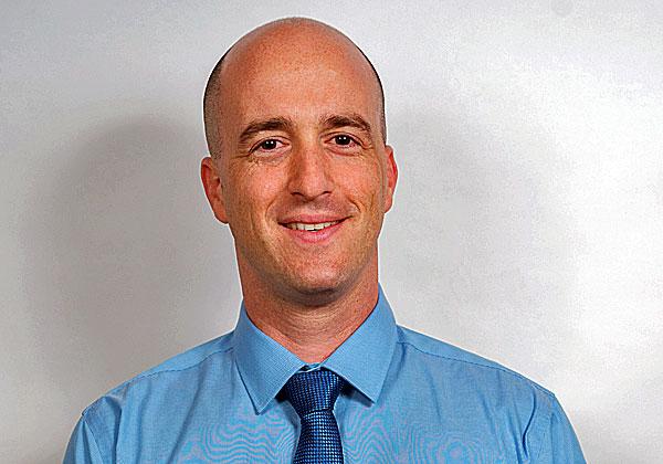 גיא שדה, מנהל One1CRM. צילום: עידן סבח