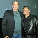 """מנכ""""לי Nvidia ומלאנוקס על במה אחת: """"המידע ייצור את התוכנות – ולא להפך"""""""