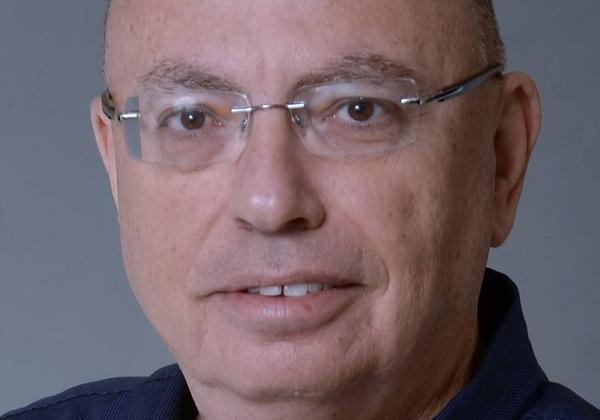 רוני רימון, יועץ התקשורת. צילום: ישראל הדרי