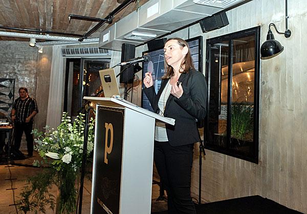 ליה בר-שטיינהרט, מנהלת מוצר בפריוריטי. צילום: איריס פירס