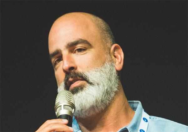 גיל ויורנו, מייסד ושותף ב-BOOST. צילום: נטע קונס