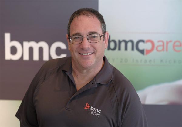 גור שטייף, נשיא חטיבת האוטומציה העולמית, BMC. צילום: אסף ספקטור