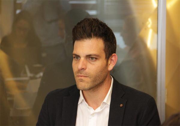 """עילי רנרט, סמנכ""""ל מכירות ופיתוח עסקי ב-KMS Lighthouse, צילום: יניב פאר"""