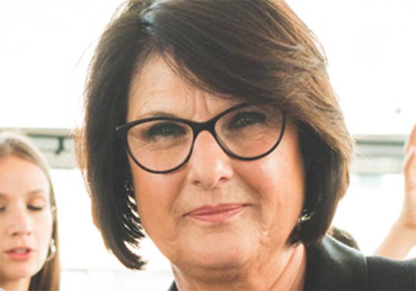 טובה צירלין, מנהלת תחום חינוך טכנולוגי, נס. צילום: נטע קונס