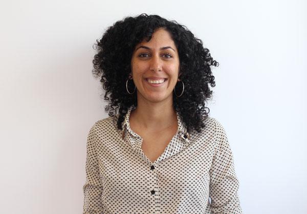 """דינה כתובים, מנהלת הדרכה בתכניות הנערות במרכז לחינוך סייבר של קרן רש""""י. צילום: יח""""צ"""