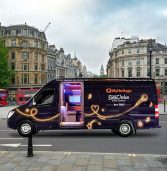 אוטובוס האירוויזיון של מיי הריטג' משוטט ברחבי אירופה