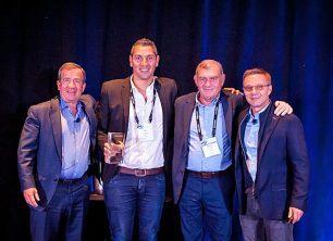 טרה סקיי זכתה בפרס השותף לחדשנות אזורית של VMware